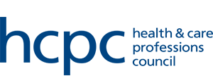 Health & Care Profession Council logo