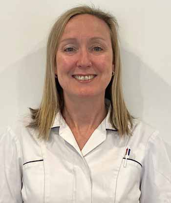 Claire Aplin - Foot Health Professional