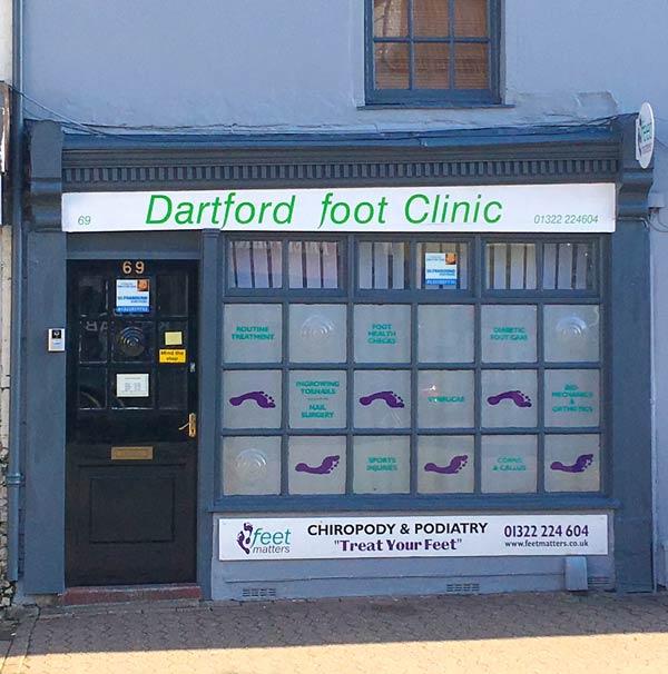 The Dartford Foot Clinic